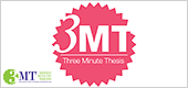 3 Minute Thesis Competition 2016