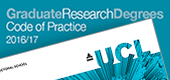 Doctoral school handbook and Code of Practice for Graduate Research Degrees
